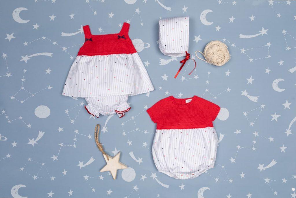 ropa para regalar a un bebé recién nacido