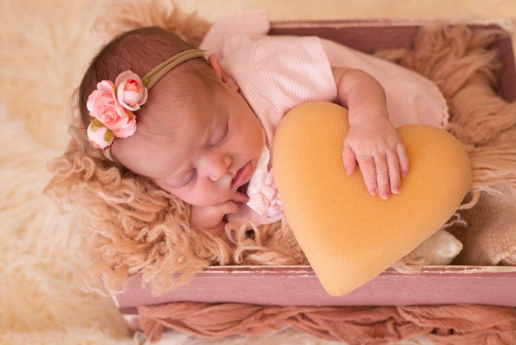 importancia del tejido para la ropa de bebé