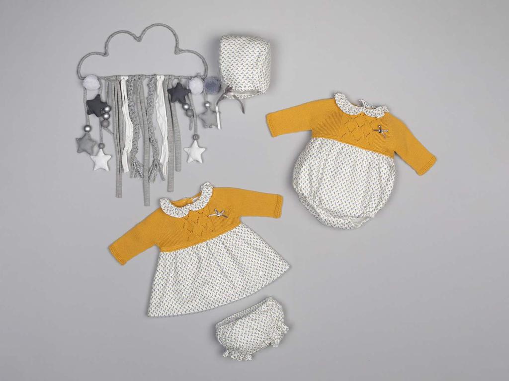 Colores tendencia 2021 para la primera puesta del bebé caramelo