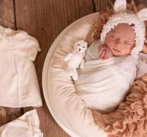 otra colección para vestir a tu bebé esta primavera
