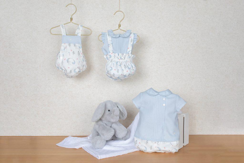 cómo vestir a un recién nacido
