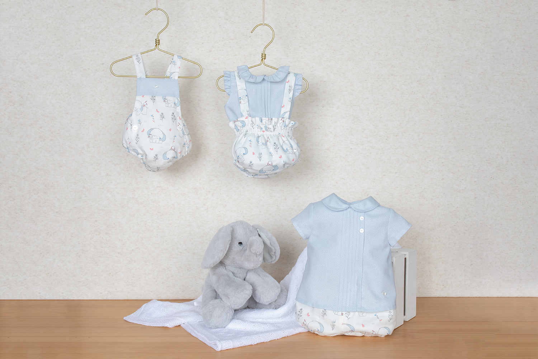 Tenemos las claves de cómo vestir a un recién nacido adecuadamente